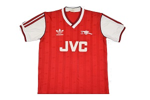 Arsenal and JVC Kit