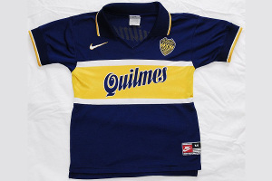 Boca Juniors and Quilmes Kit