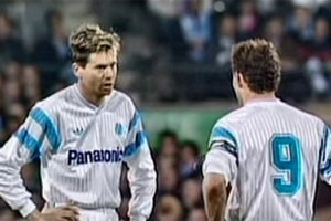 Marseille and Panasonic Kit