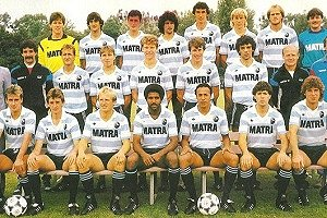 Racing Club Paris and Matra Kit