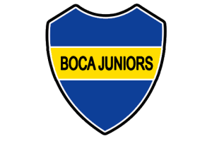 Boca Juniors Crest 1960 to 1970