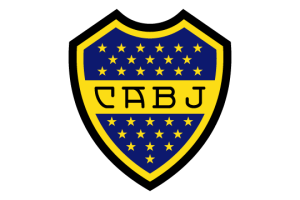 Boca Juniors Crest 1970 to 1996