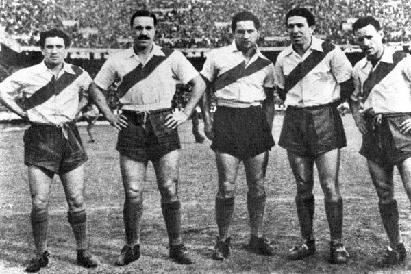 River Plate La Maquina 1941