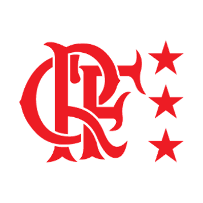 Flamengo crest 1980 to 1983
