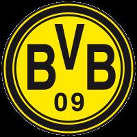 Borussia Dortmund Crest 1974 to 1976