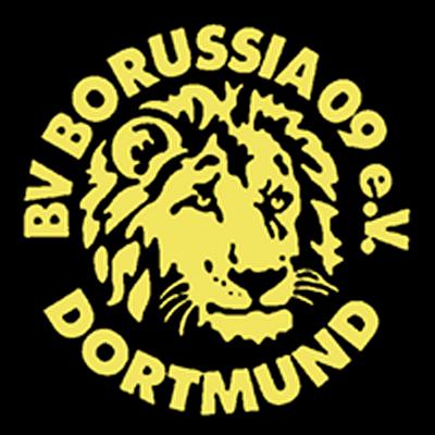 Borussia Dortmund crest 1976 to 1978