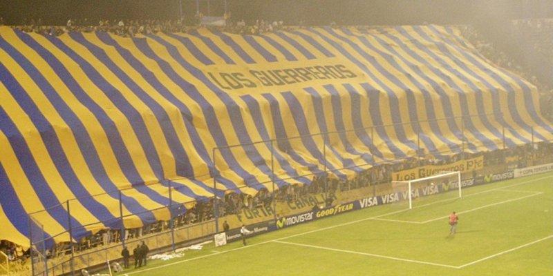 Rosario Central fans 2006