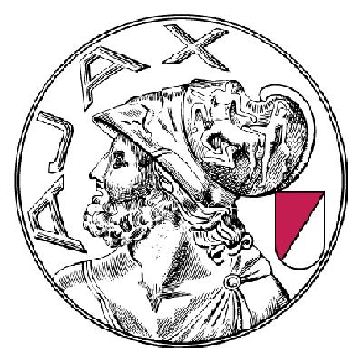 Ajax crest 1928 to 1990