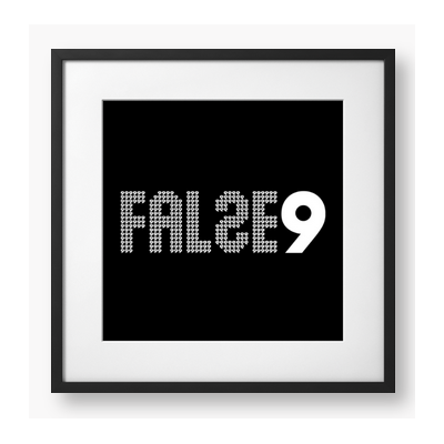 C.F. Classics FALSE 9 Framed Design