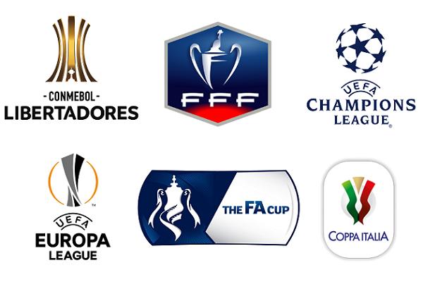Football Cups Logos