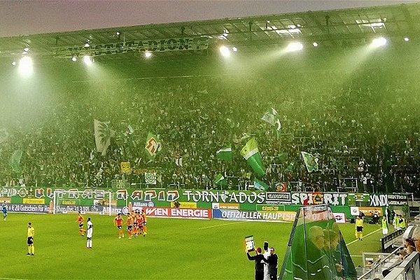 Austrian Football Stadium