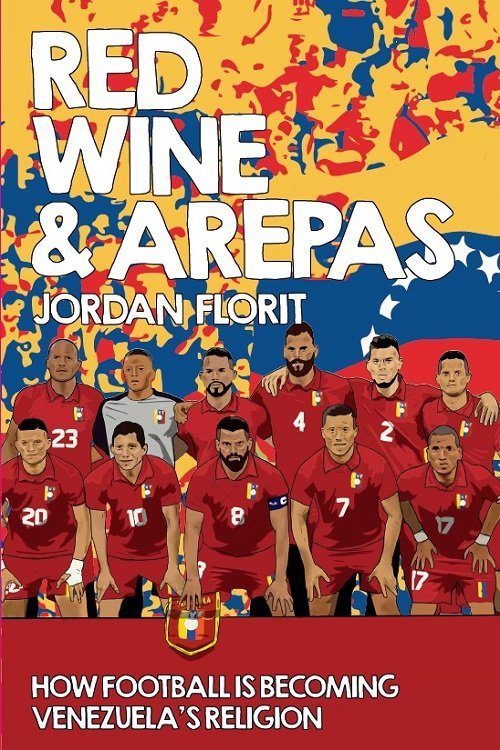 Red Wine and Arepas book cover