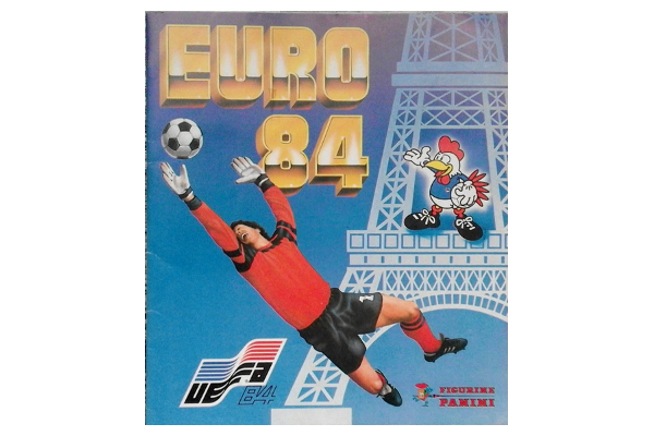 1984 Panini Front Cover