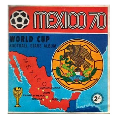 1970 Panini Front Cover