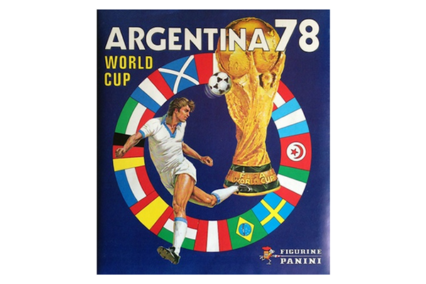 1978 Panini Front Cover