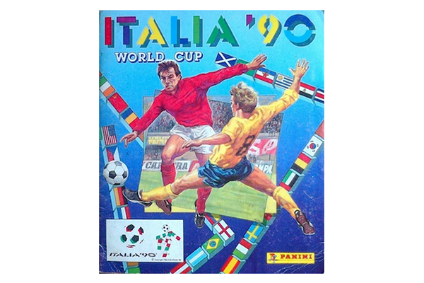 1990 Panini Front Cover
