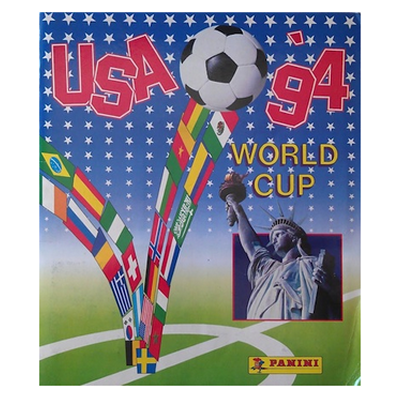1994 Panini Front Cover