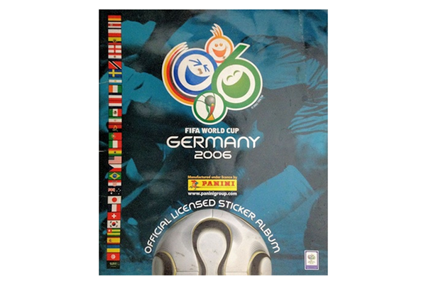 2006 Panini Front Cover