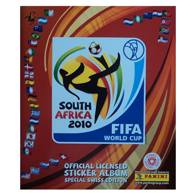 2010 Panini Front Cover
