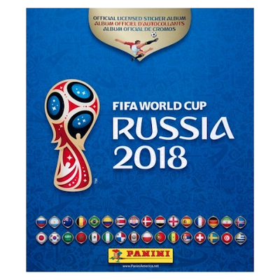 2018 Panini Front Cover