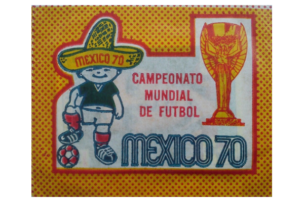 1970 World Cup Panini Packet