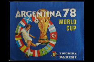 1978 Panini Packet