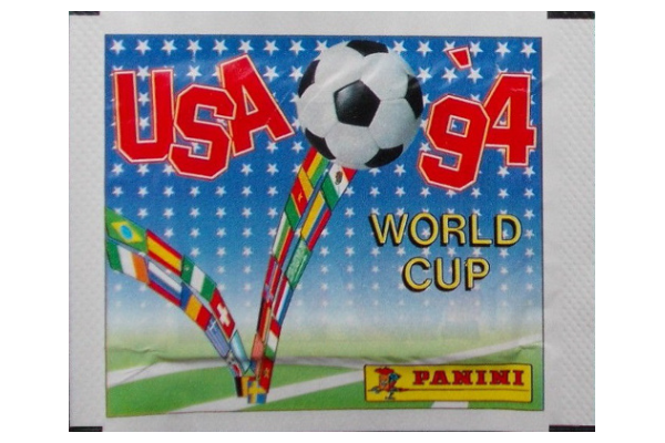1994 World Cup Panini Packet