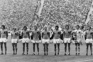 Netherlands 1974 World Cup Final