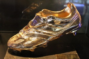 Golden Shoe Logo