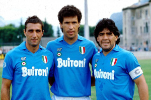 MAGICA - Maradona, Giordano, Careca