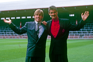 Dalglish and Rush.