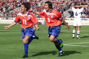 Salas and Zamorano.