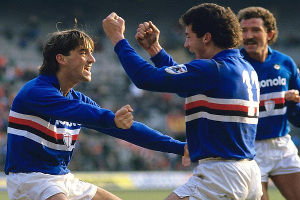 Vialli and Mancini Partnership