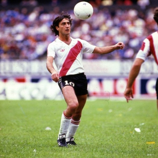 Beto Alonso River Plate 1984