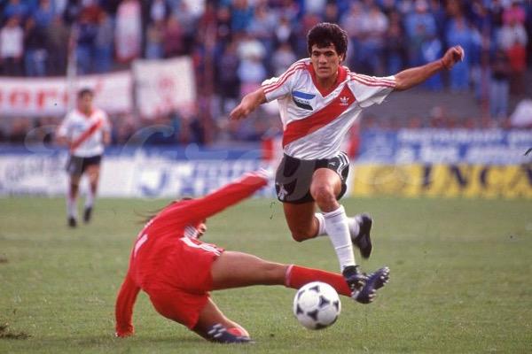 Ariel Ortega, River Plate
