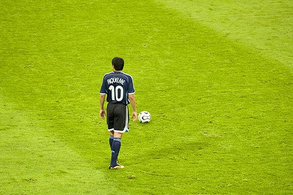 Riquelme Argentina vs Germany 2006