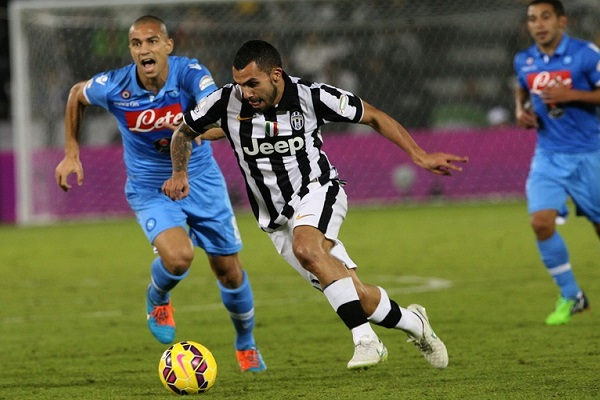 Carlos Tevez Juventus 2014