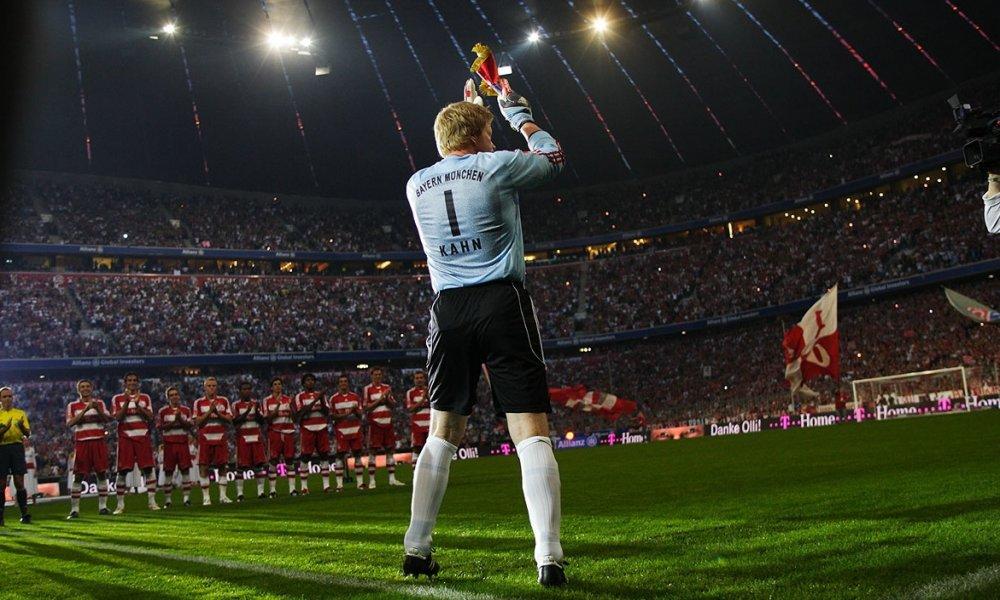 Oliver Kahn 2008 Bayern Munich