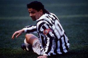 Roberto Baggio Ponytail