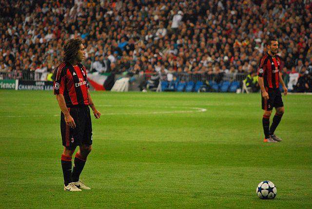 Andrea Pirlo Free-kick