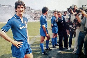 Paolo Rossi at Juventus 1982