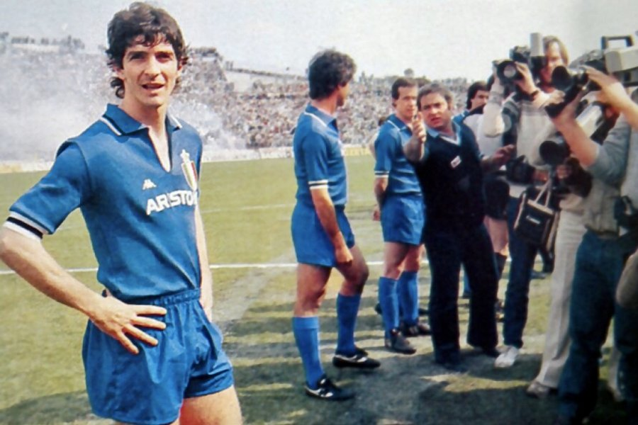 Paolo Rossi Udinese Juventus 1982