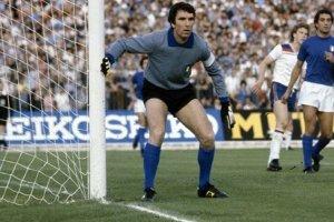 Dino Zoff at Europa 80