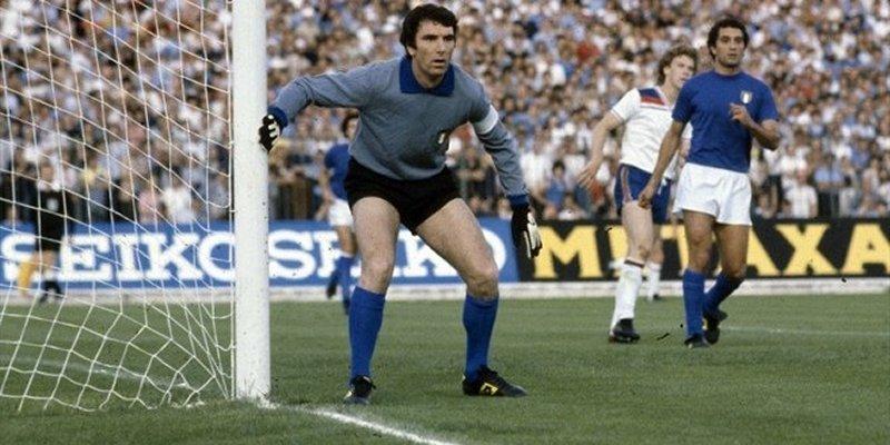 Dino Zoff Europa 1980