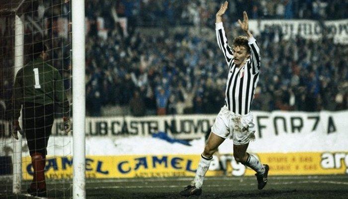Zbigniew Boniek Juventus