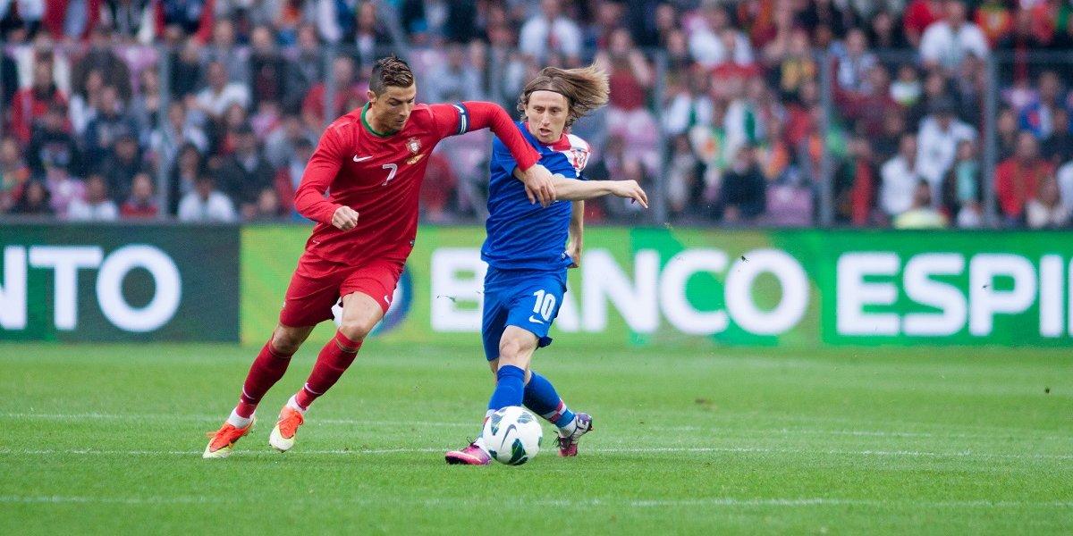 2013 Cristiano Ronaldo Croatia v Portugal