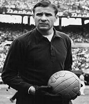Lev Yashin The Black Spider