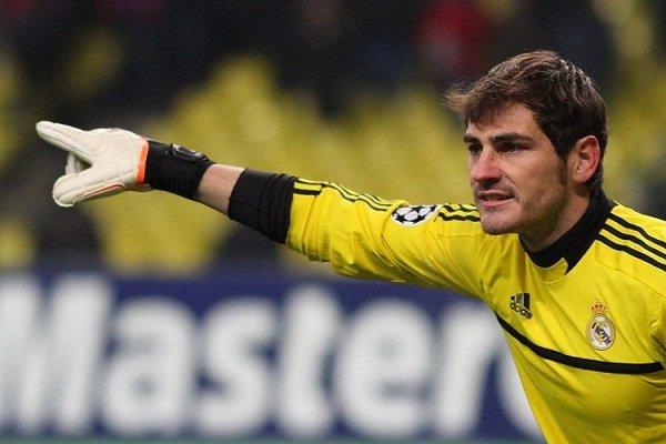 Iker Casillas 2012 Real Madrid