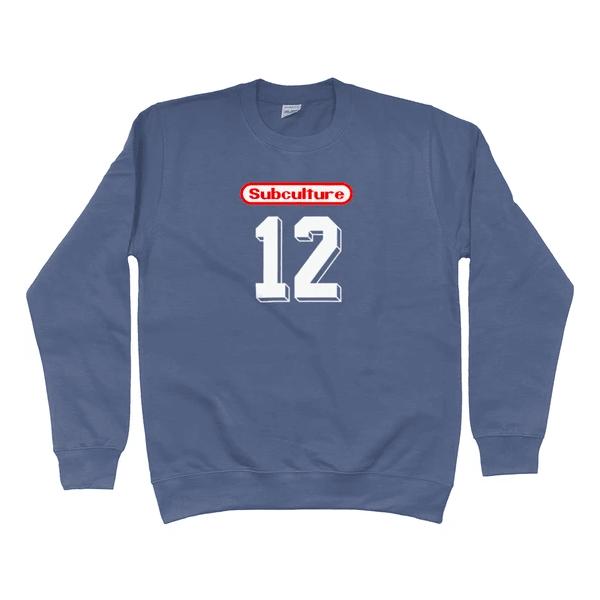 Subculture12 Viola 97 Sweatshirt