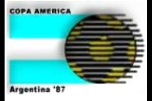 1987 Copa America Logo